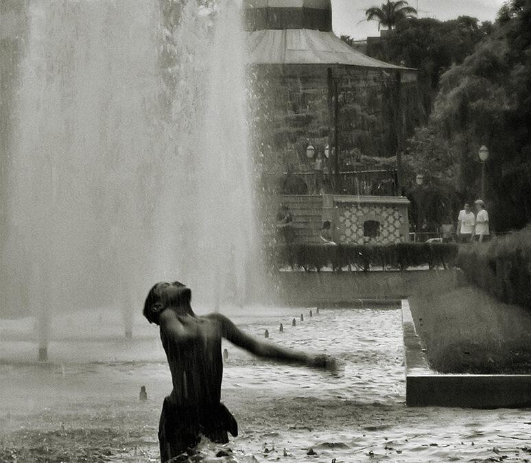 """Fotografia: """"Lavando a alma"""""""