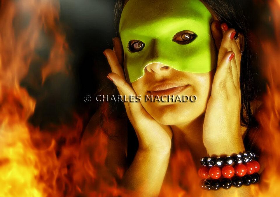 Fotografia criativa – Hell Girl